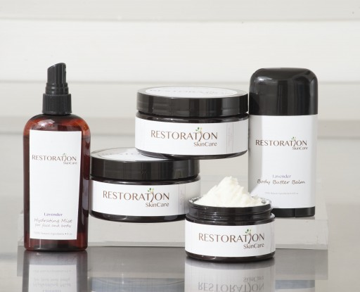 Emmy Nominated Make-Up Artist Launches All-Natural Skincare Line, Restoration Skincare